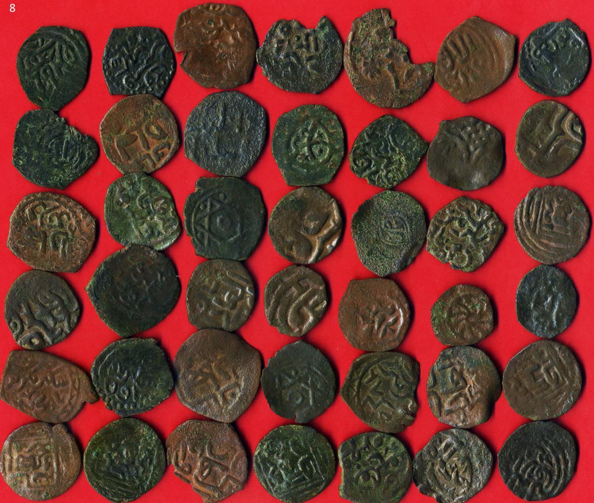 возможно ордынские монеты фото сердце лишь